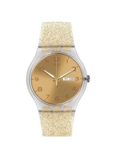 Swatch Saat Altın